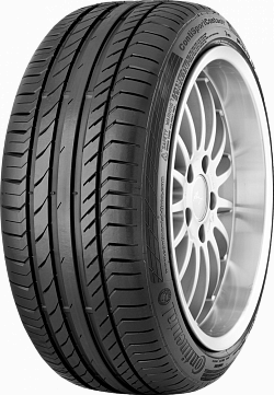картинка CONTINENTAL ContiSportContact 5 295/40 R21